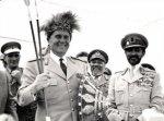 Selassie and Tito in Ethiopia