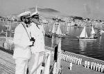 Selassie and Tito at Adriatic sea